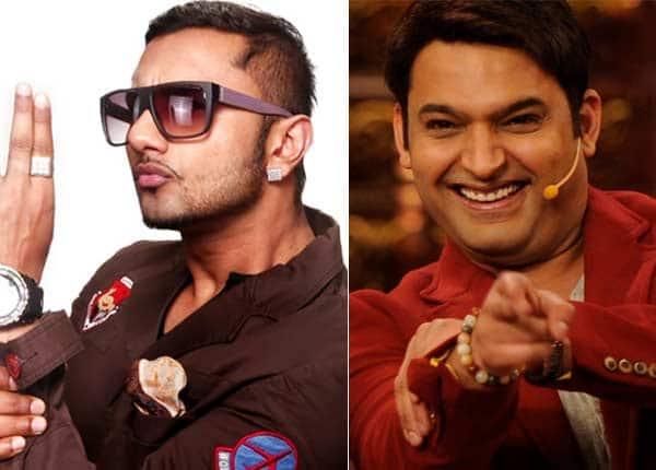 Comedy Nights with Kapil: Yo Yo Honey Singh to be Kapil Sharma's next guest!