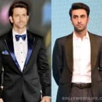 All's well between Ranbir Kapoor and Hrithik Roshan