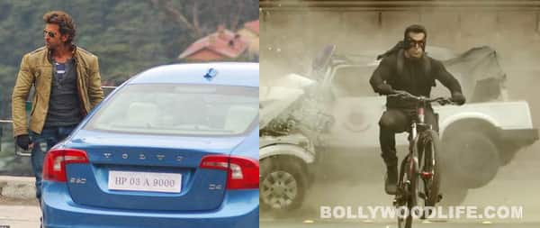 Hrithik Roshan's action in Bang Bang better than Salman Khan's in Kick?