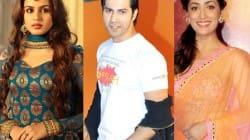 What are Varun Dhawan, Yami Gautam and Huma Qureshi doing in Badlapur?