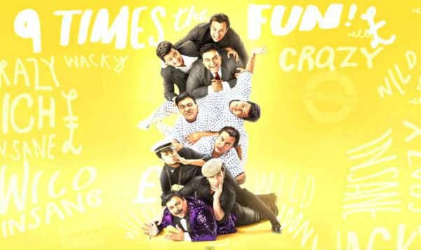 Humshakals mints Rs 25 crores in 2 days at box office!