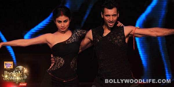 Jhalak Dikhhla Jaa 7: Mouni Roy and Punit Pathak set the floor on fire