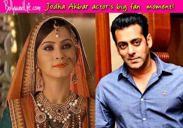 Jodha Akbar actor's rendezvous with Salman Khan!