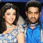 Kajal Agarwal to romance Jr NTR yet again!