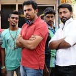 Karthi learnt football for Madras