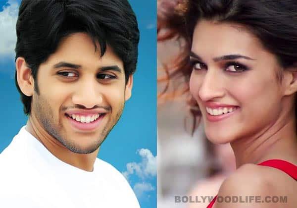 Heropanti's Kriti Sanon to be paired opposite Manam's   Naga Chaitanya