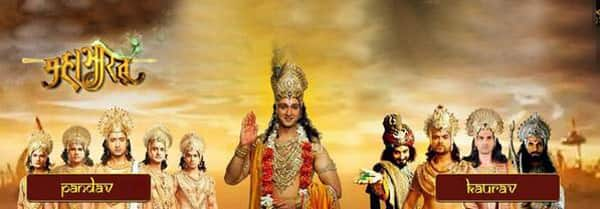 Mahabharat: Dharmayuddha between Pandavs and Kauravs to start soon – watch video!