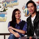 A sneak peek at Varun Dhawan and Alia Bhatt's Humpty Sharma Ki Dulhania - watch video!