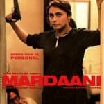 Rani Mukerji decides to keep her maiden name on the poster of Mardaani!