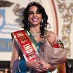 US born Monica Gill crowned Miss India Worldwide 2014