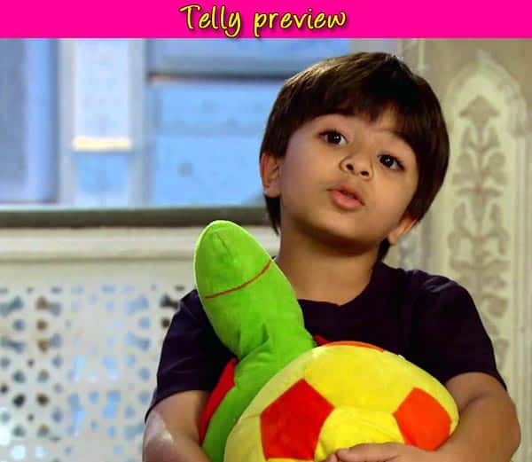 Yeh Rishta Kya Kehlata Hai- Will Naksh be in the football team?