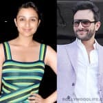 Parineeti Chopra excited about working with 'crush' Saif Ali Khan!