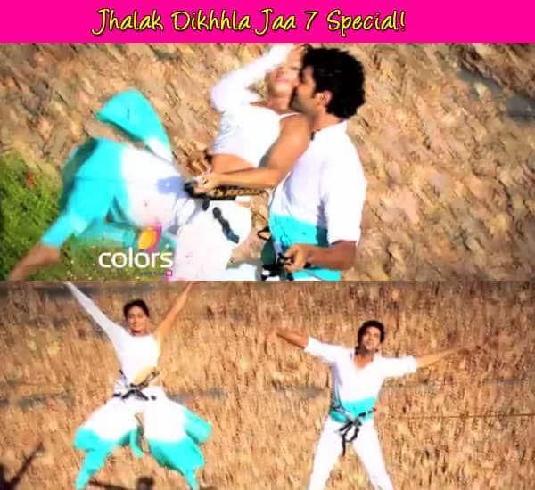 Jhalak Dikhhla Jaa 7 promo: Purab Kohli's first aerial performance