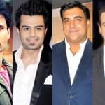 Ram Kapoor, Iqbal Khan, Manish Paul and Ronit Roy - tellyland's hottest dads!