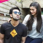 When Ranbir Kapoor got flirty with Alia Bhatt...