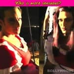 Kareena Kapoor feels Saif Ali Khan's expressions are more sensuous than Riteish Deshmukh - Watch videos!
