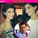 Sonam Kapoor and Jacqueline Fernandez best friends because of Salman Khan ?