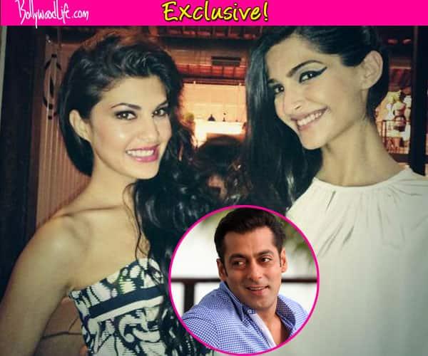 Sonam Kapoor and Jacqueline Fernandez best friends because of Salman Khan ?