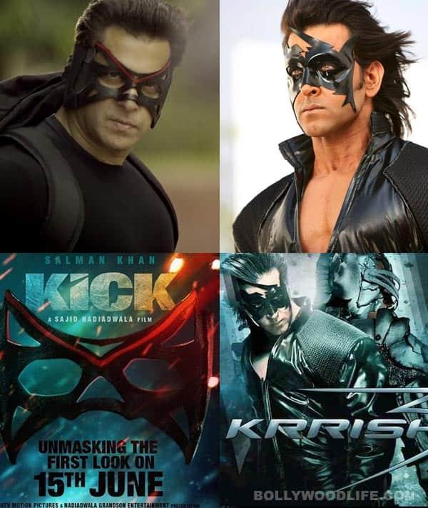 Salman Khan or Hrithik Roshan – whose mask is better? Vote!