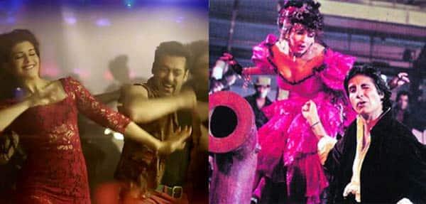 Salman Khan's Jumme Ki Raat from Kick versus Amitabh Bachchan's Jumma Chumma!