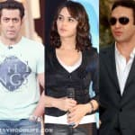 Salman Khan's strange response to the Preity-Ness controversy at the Jumme ki raat song launch