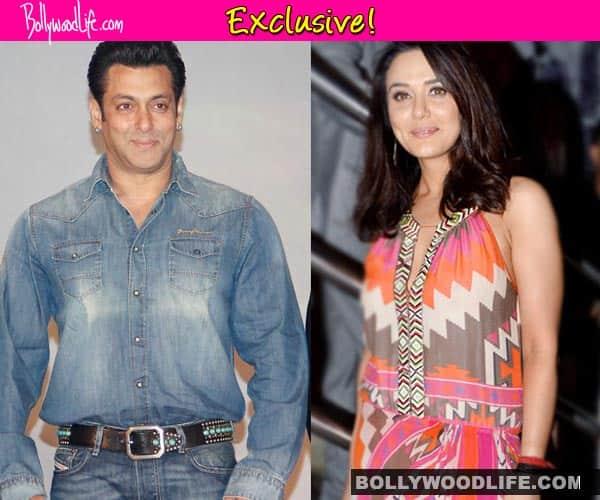 When Salman Khan dialed Preity Zinta at 3 am!