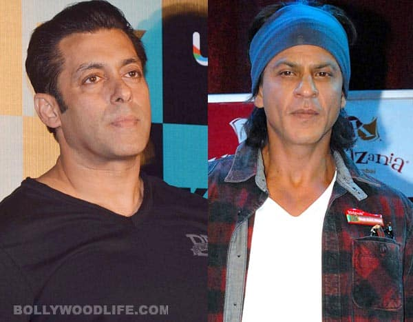 When Salman Khan and Shah Rukh Khan missed a face-off…