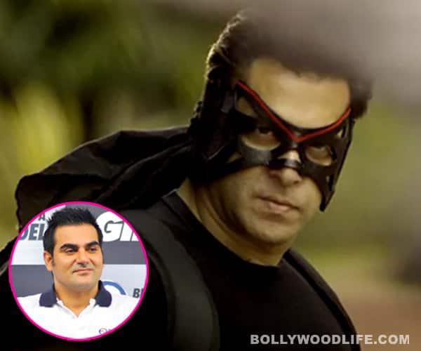 Arbaaz Khan blown away by Salman Khan's Kicktrailer