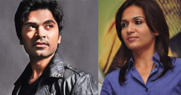 Simbu-Soundarya patch up on Twitter!