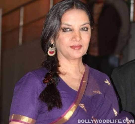 Shabana Azmi wants Farooque Sheikh's play Tumhari Amrita to be revived