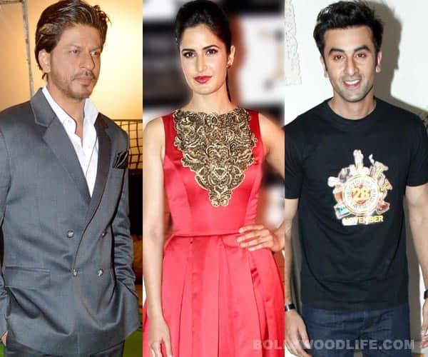 Will Katrina Kaif consult Ranbir Kapoor before signing Shahrukh Khan's film?