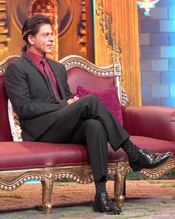The Anupam Kher Show promo: Shah Rukh Khan brings out his emotional side