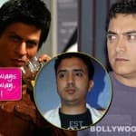Shah Rukh Khan signs Aamir Khan's favorite music composer
