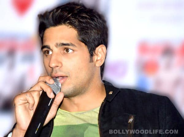 Sidharth Malhotra To Make His TV Debut As A Host