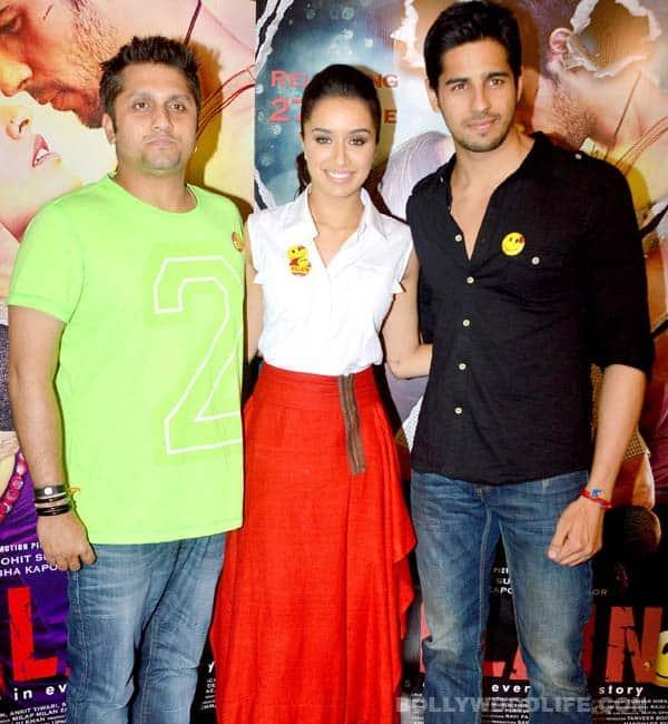 Shraddha Kapoor chooses Mohit Suri over Sidharth Malhotra?