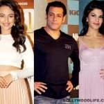 Salman Khan's leading ladies Sonakshi and Jacqueline to bond on a world tour