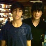Shah Rukh Khan tweets about son Aryan Khan