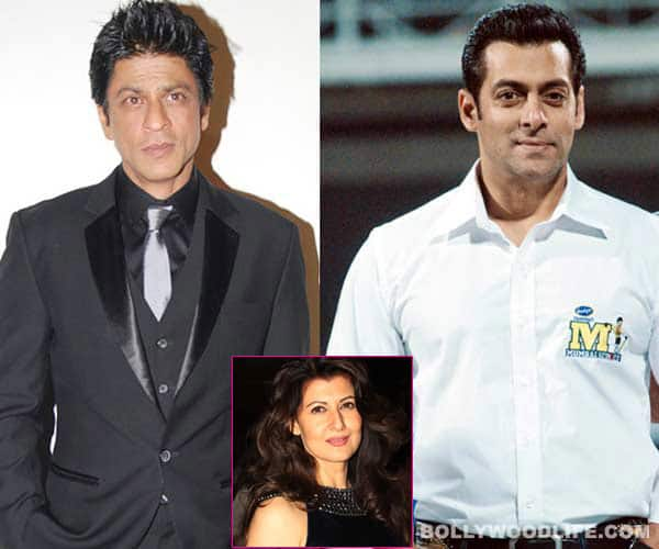 Shah Rukh Khan's driver rape case: Salman Khan advises Sangeeta Bijlani not to comment!