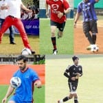 Shah Rukh Khan, Salman Khan and Ranbir Kapoor gripped by FIFA fever!