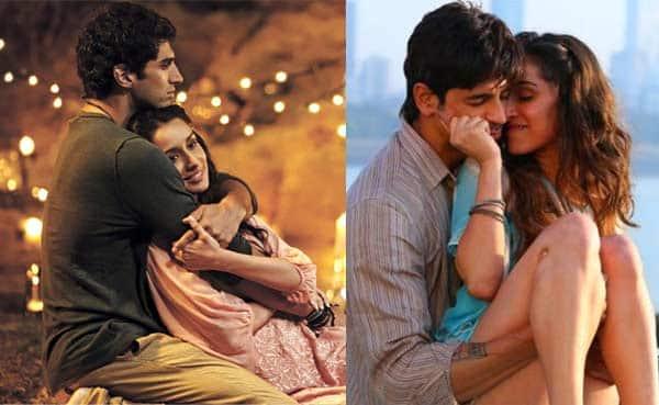 Aditya Roy Kapur or Sidharth Malhotra – who looks better with Shraddha Kapoor?  Vote!