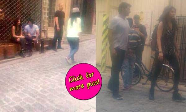 Ranveer Singh and Anushka Sharma are back together- View pics!
