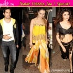 Sidharth Malhotra, Shraddha Kapoor, Prachi Desai promote Ek Villain on Jhalak Dikhhla Jaa 7 - View pics!