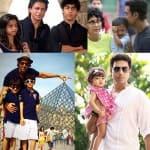 Shah Rukh Khan, Hrithik Roshan and Aamir Khan – Cool dads of B-town!