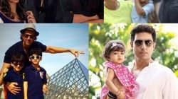 Shah Rukh Khan, Hrithik Roshan and Aamir Khan – Cool dads of B-town!