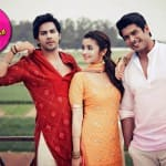 Did Varun Dhawan, Siddharth Shukla and Alia Bhatt gel along on the sets on Humpty Sharma Ki Dulhania?-View pics!