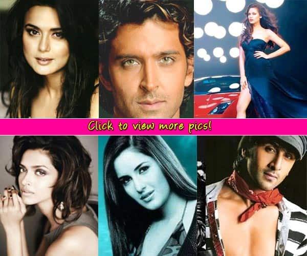 Preity Zinta, Deepika Padukone and Esha Gupta – B-town celebs with Humshakals!