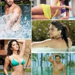 Sonam Kapoor, Priyanka Chopra, Varun Dhawan chilling by the pool: Check out sexy pics of celebs beating the summer heat!