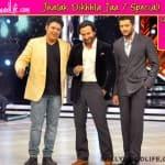 Saif Ali Khan, Sajid Khan, Riteish Deshmukh promote Humshakals on Jhalak Dikhhla Jaa 7 - View pics!