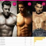 Salman Khan beats Hrithik Roshan and Akshay Kumar, voted as the fittest Bollywood star!