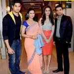 Sidharth Malhotra and Shraddha Kapoor visit the sets of Yeh Hain Mohabbatein for Ek Villain- View pics!